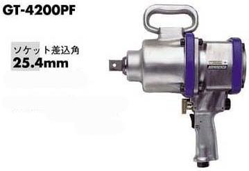 VESSEL(ベッセル)エアインパクトレンチ能力ボルト 42mmGT-4200PF