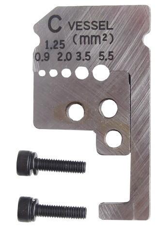 VESSEL ベッセル ワイヤーストリッパー WB-003 3000C用替刃 即納送料無料 売り出し