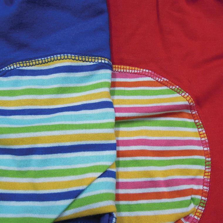 """可爱的屁股 carafluvoeder 热猴裤子。 猴子裤""""巧克力""""(70 厘米 80 厘米 90 厘米 95 厘米)"""