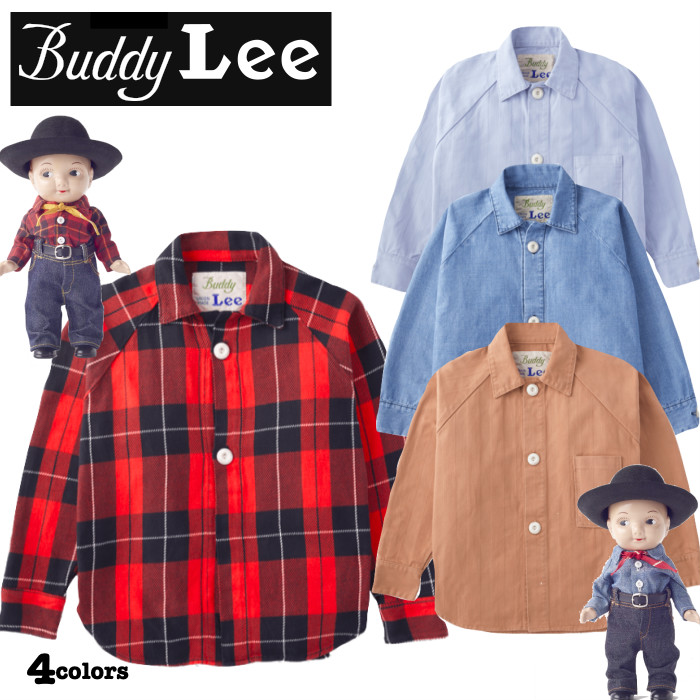 "Lee / リー ""Buddy Lee"" WORK SHIRTSバディ・リー / ワークシャツ4colorsLM4305 / LM4306 /"