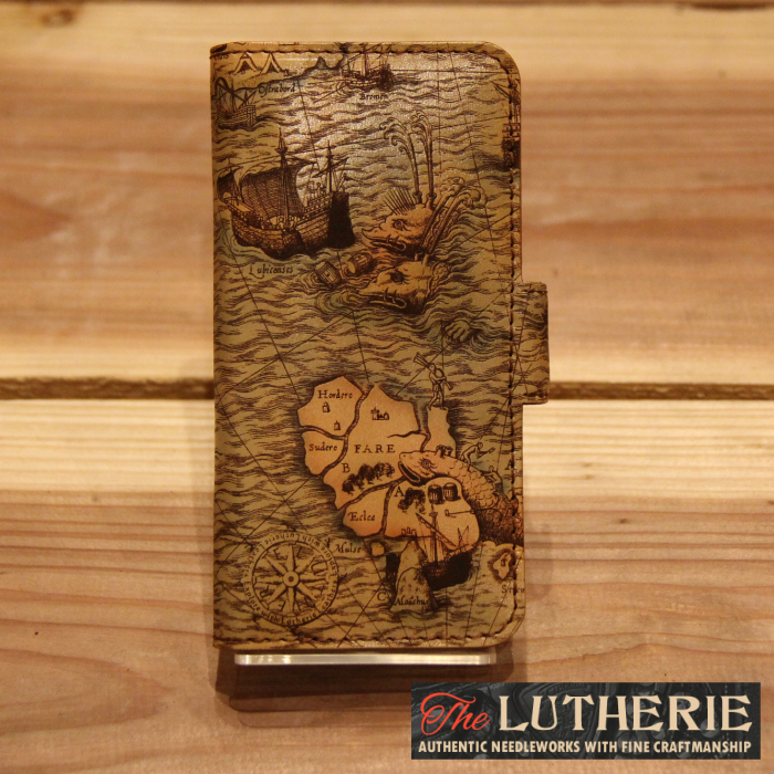 LUTHERIE LEATHERS / ルシアーレザー