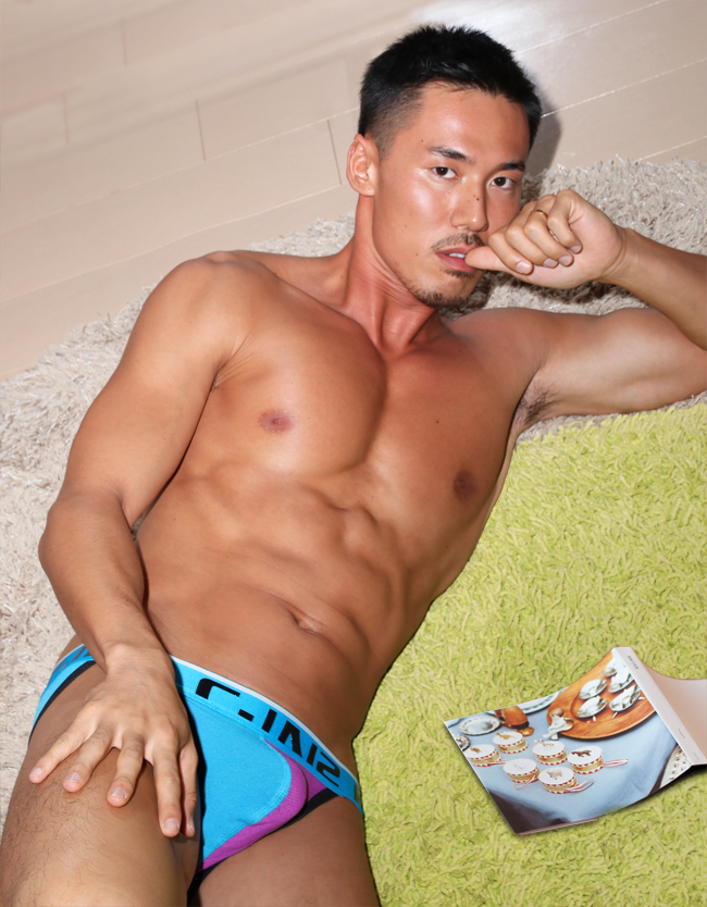 C-in2 briefs SUPER BRIGHT bikini reef sea inter CIN2 mens men's underwear