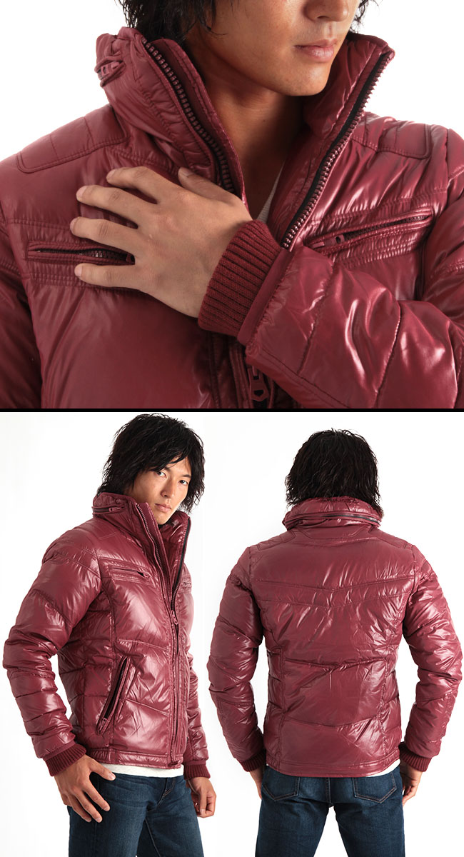Down jacket «WANTON» DOWN JACKET (men's )