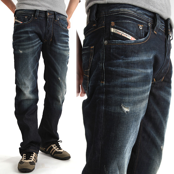 monkey | Rakuten Global Market: LARKEE straight jeans &quot ...