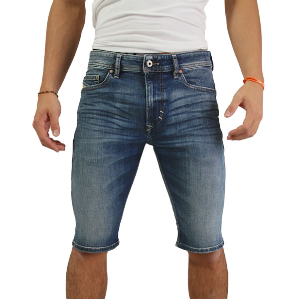 Jeans shorts shorts THASHORT 0839H distressed processing vintage processing denim half length happens mens gifts birthday gifts brand store.