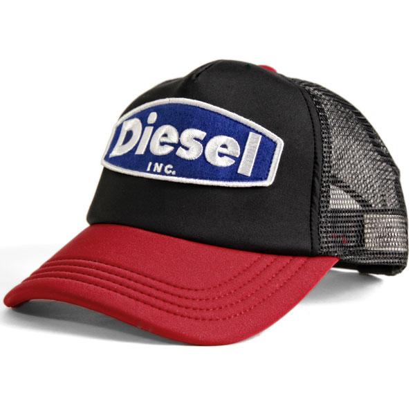 柴油DIESEL DIESEL卡车司机网丝盖子帽子人盖子(DIESEL柴油)