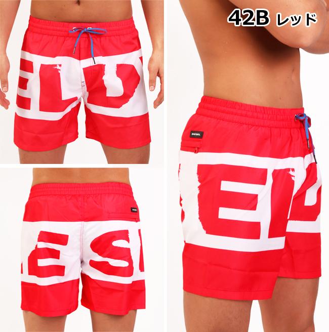 05ea024ebba421 ... DIESEL diesel men swimsuit boxer trunks board shorts surf underwear  swimming shorts BMBX-WAVE 2.017 ...