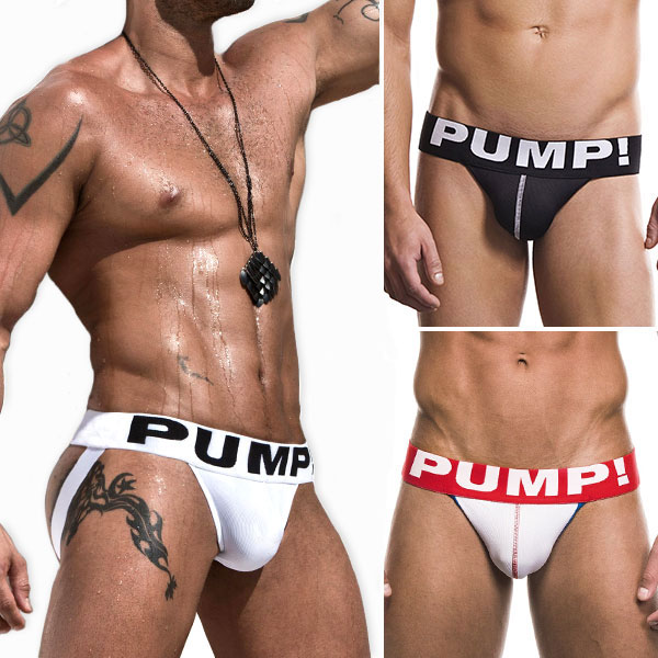 Double points! Jock Strap JOCK STRAP ass cracking supporters men underwear  men's underwear gifts birthday gifts boyfriend brand pants store 02P30May15