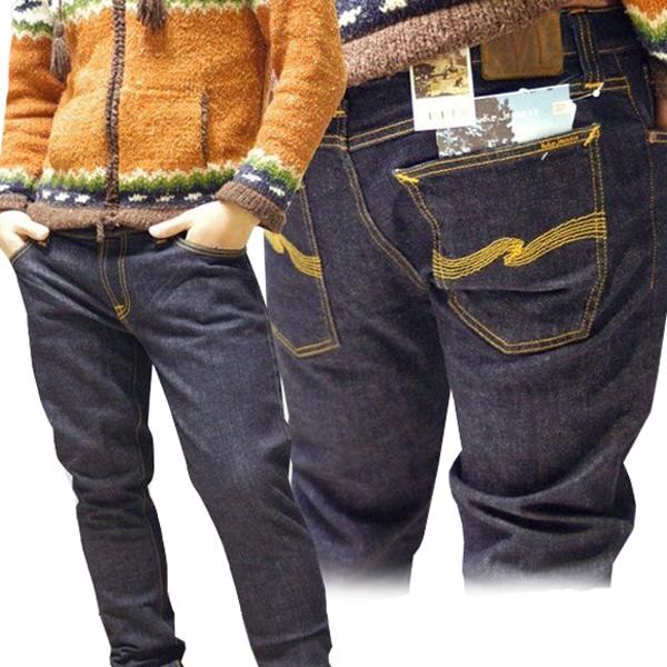 送料無料 ヌーディージーンズ NUDIE JEANS スキニー メンズ ローライズ デニム パンツ TIGHT LONG JOHN タイトロングジョン ORG.TWILL RINSED safari サファリ ブランド 掲載 ジーンズ NUDIEJEANS ヌーディー イタリア カジュアル ファッション アメカジ スタイル 好きに♪