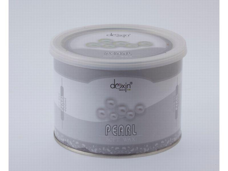 Flavored wax hair removal wax soft Pearl 400 ml