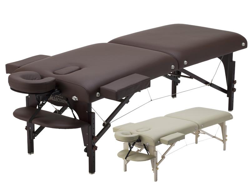 高級低反発木製折りたたみベッド【送料無料】選べる2色