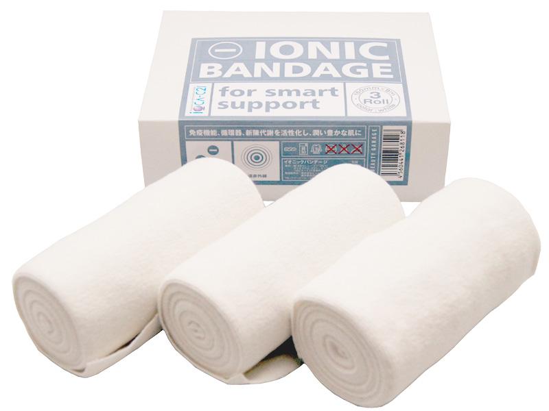 IONIC BANDAGE【イオニックバンデージ】3本入り【送料無料】