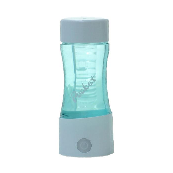 充電式 ケータイ水素水ボトル ポケット pocket 水素水生成器 送料無料
