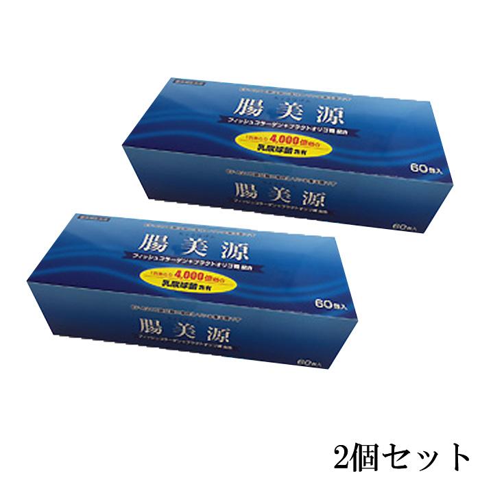 腸美源(60包) 2箱セット 【送料無料】