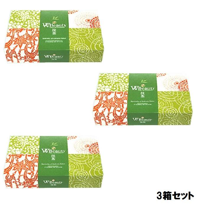 リニューアル ピュアカットプレミアム Wビューティー 抹茶味 90包【3箱セット】【送料無料】