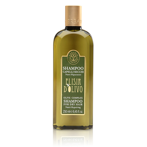 L巴里奥·tosukano OLIVO干燥毛洗发水250ml