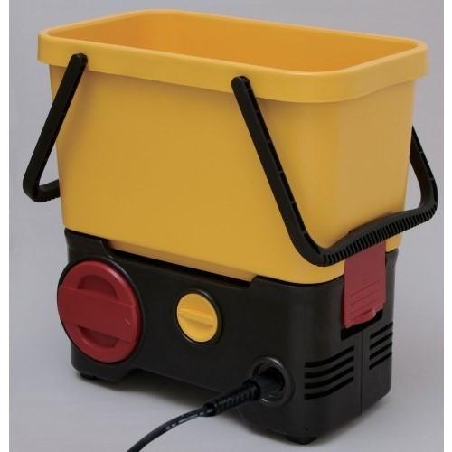 タンク式高圧洗浄機充電タイプ イエロー/ブラック