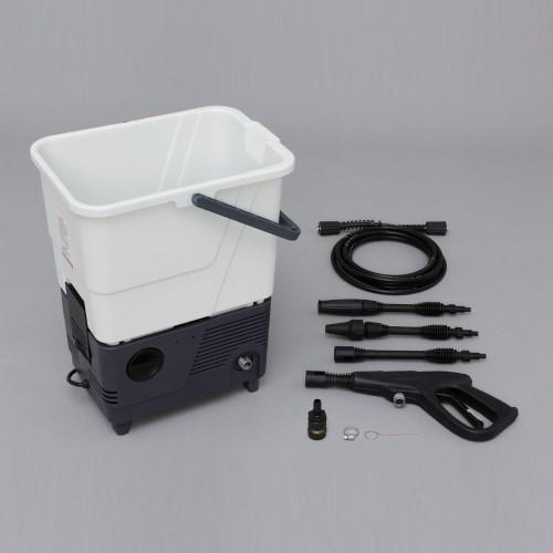 タンク式高圧洗浄機 ホワイト/グレー