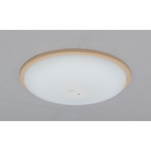 LEDシーリングライト 調光・調色 PP枠有(ブラウン) 【単品販売】5600lm調光・調色