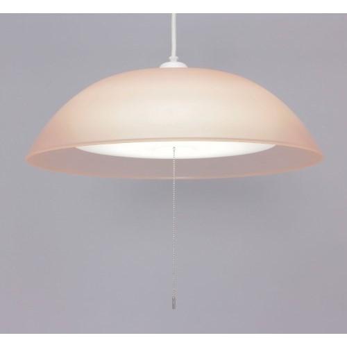 LEDペンダントライト 6畳 調光(オレンジ)