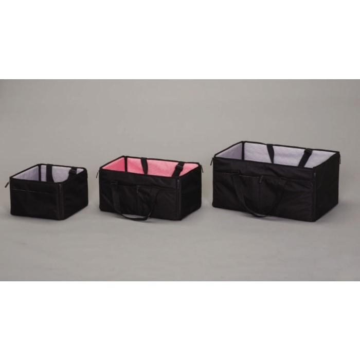 宠物驱动器框大狗粉红色 PDW-60