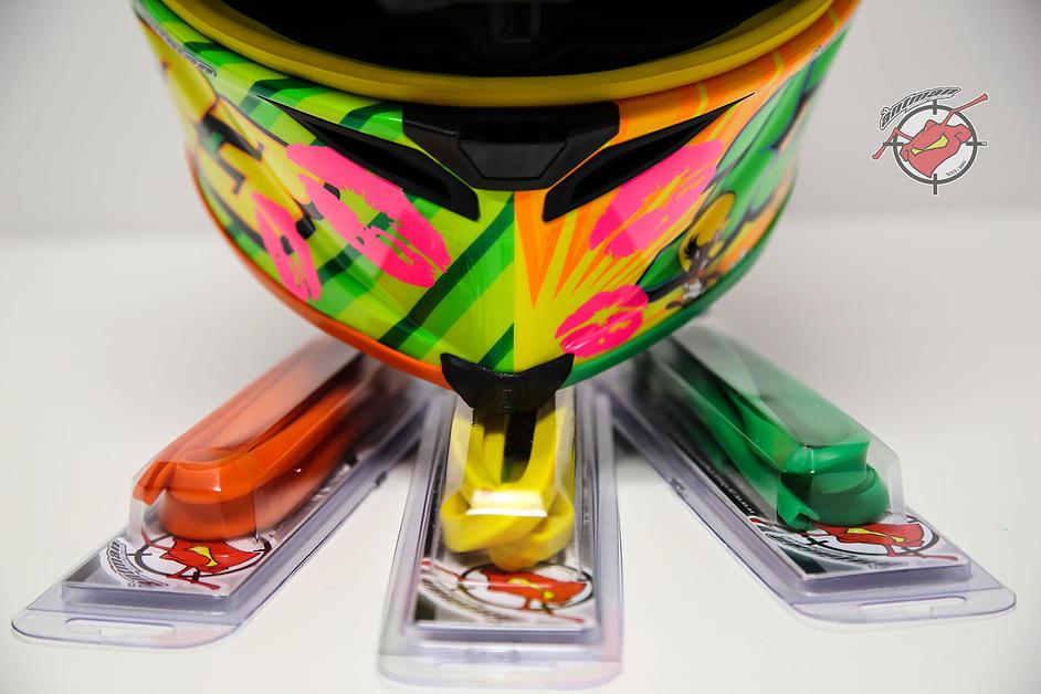 ANTMAN 自定义 TRIMZ NEONZ (基地) 修剪底边橡胶为低于霓虹灯