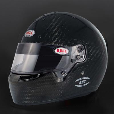 BELL RACING ヘルメット KC7 CMR カーボン SNELL CMR2016規格 レーシングカート・走行会用 ※本国受注生産モデル納期3ヶ月前後