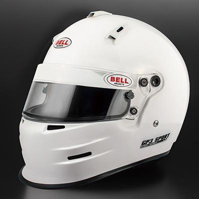 BELL RACING ヘルメット GP3 SPORTS ホワイト FIA公認 8859-2015