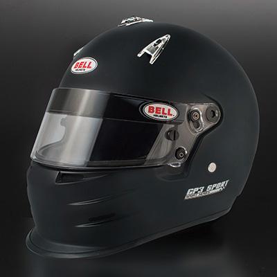 BELL RACING ヘルメット GP3 SPORTS マットブラックエディション FIA公認 8859-2015