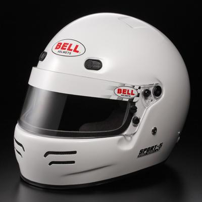 BELL RACING ヘルメット SPORT5 ホワイト FIA公認8859-2015