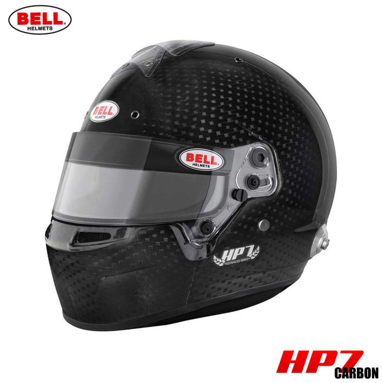 BELL RACING ヘルメット HP7 カーボン Duckbill付き SNELL SA2015 FIA公認8860-2010 ※本国受注生産品のため納期3ヶ月以上