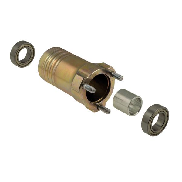 TONY KART フロントホイールハブ HST MAG 95mm マグネシウム 25φ カートパーツ 0103.C0EKIT