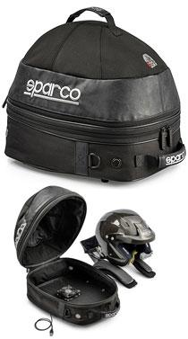 SPARCO BAG スパルコ COSMOS / コスモス ハンス対応 ヘルメットバッグ USB電動ファン付き (016433NR)