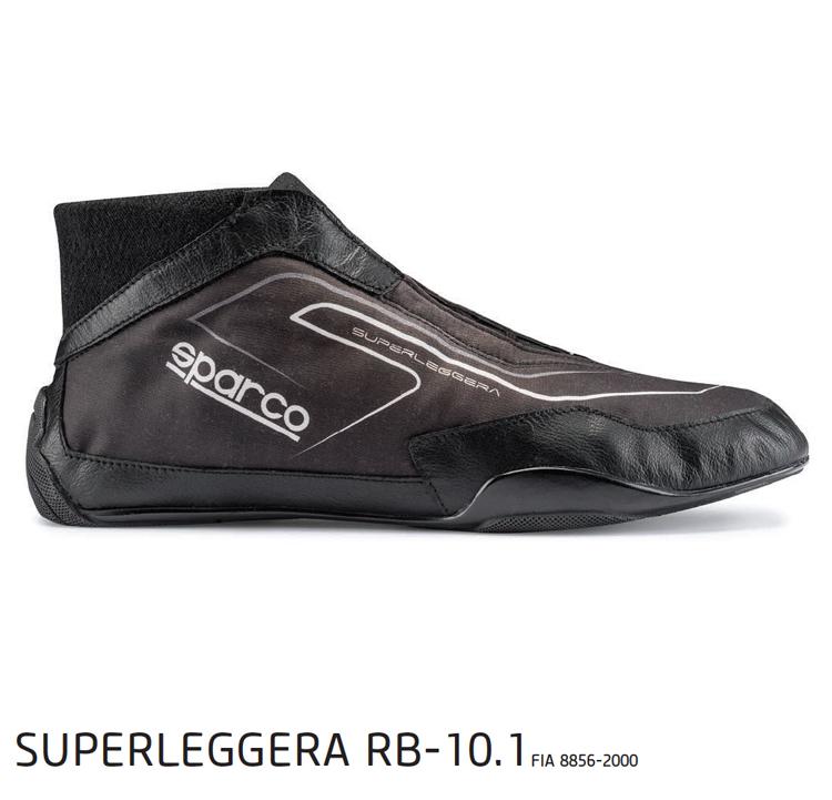 SPARCO スパルコ レーシングシューズ SUPERLEGGERA RB-10.1 FIA公認8856-2000 (001237NR)