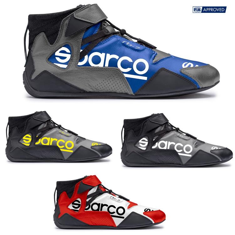 SPARCO スパルコ レーシングシューズ APEX RB-7 FIA公認8856-2000 (001261)