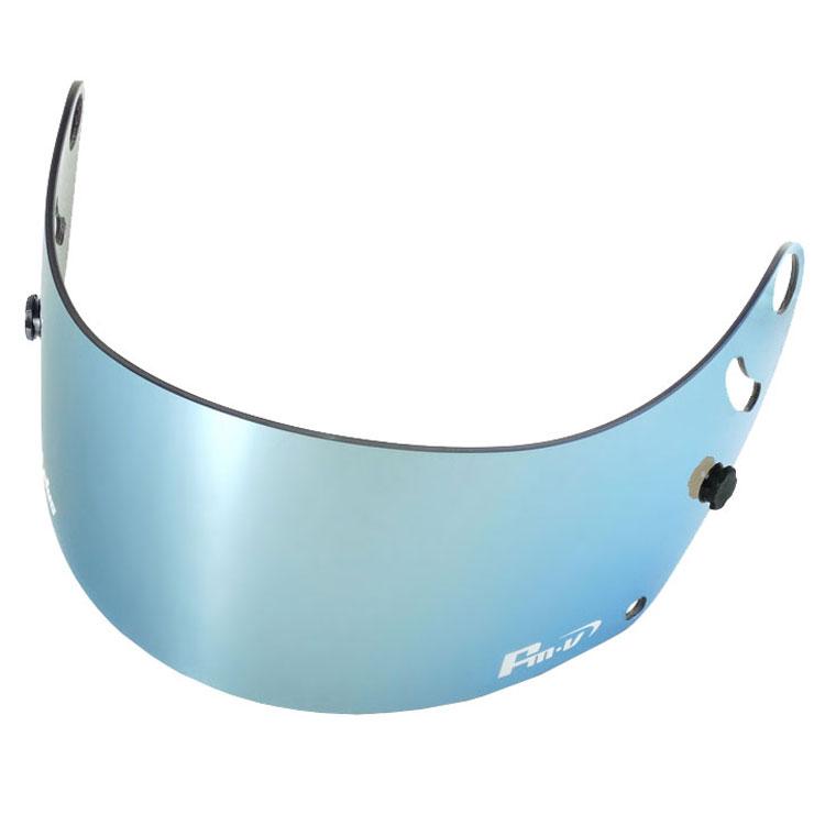 c901e3fe Fm-v mirror shield for FMV Plus ice silver smoke Arai four helmet GP- ...