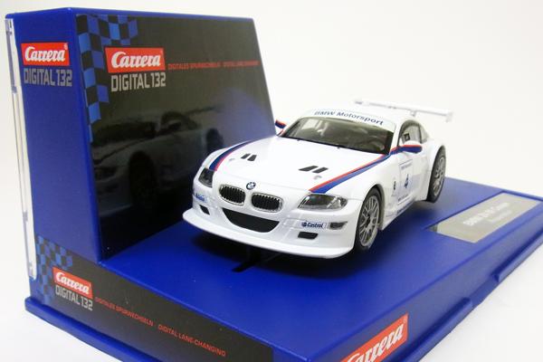 BMW Z4 M Coupe Presentation数码车辆1/32卡雷拉沟汽车CARRERA SLOT CAR DEGITAL