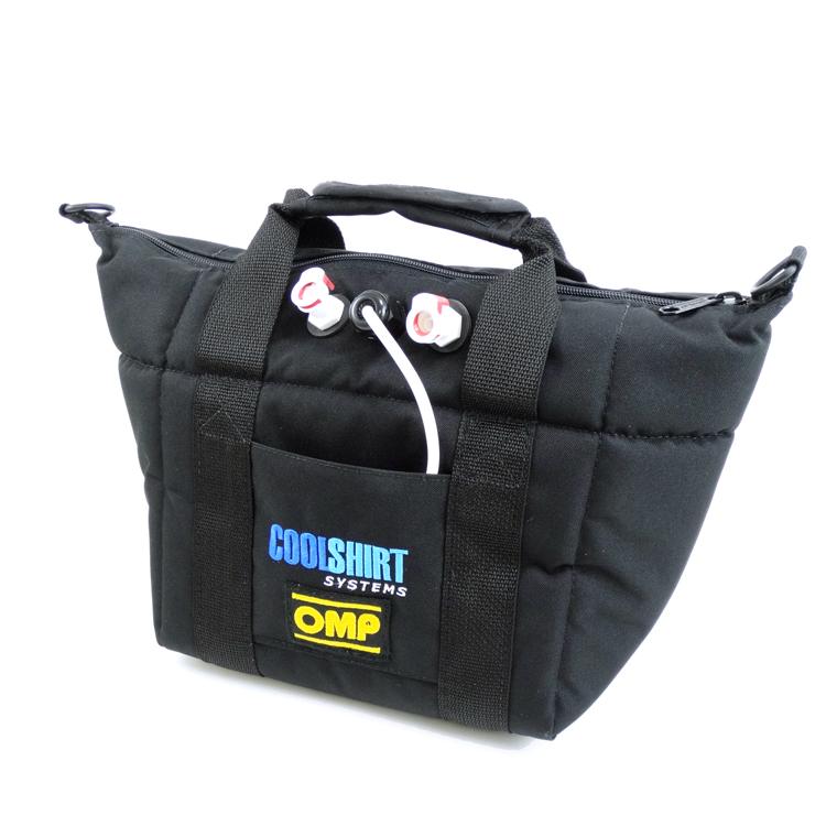 OMP PORTABLE BAG COOLSYSTEM ID793 クールスーツ用 ウォータータンク 6L ポータブルバッグタイプ (ID/793)