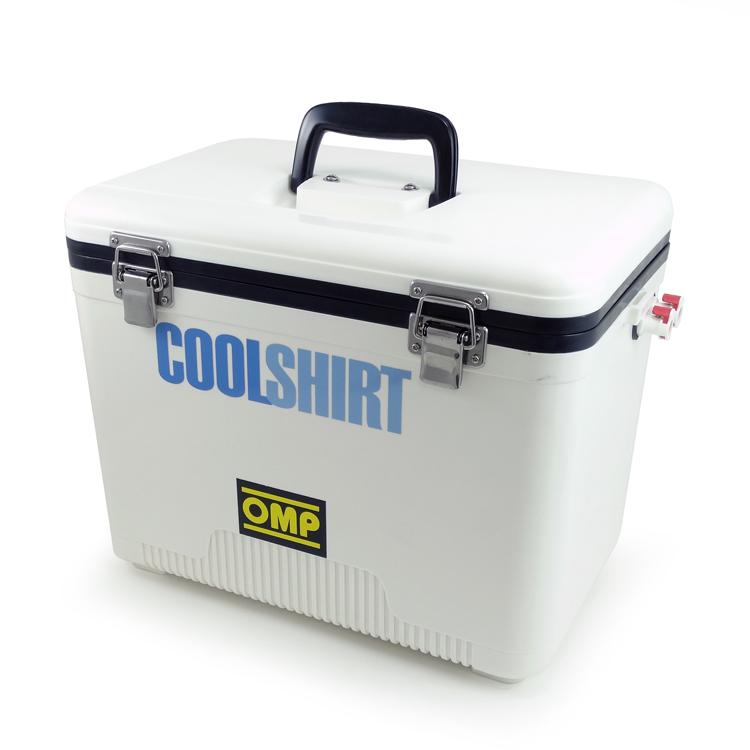 OMP CLUB BOX COOLSYSTEM ID794 クールスーツ用 ウォータータンク 23L リジッドボックスタイプ (ID/794)