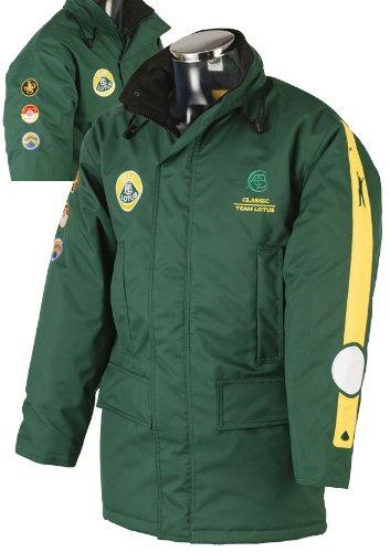チームロータス Team Lotus Pit Jacket CTL ピットジャケット グリーン (LOT-CTL-JK03)
