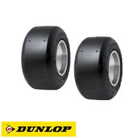 DUNLOP ダンロップ SLJ フロント 2本セット レーシングカート用タイヤ (291975)