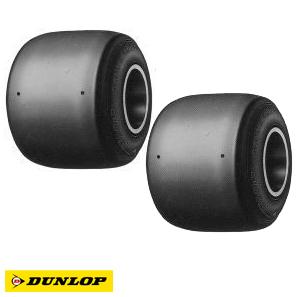 DUNLOP ダンロップ SL9 リア 2本セット レーシングカート用タイヤ (287305)