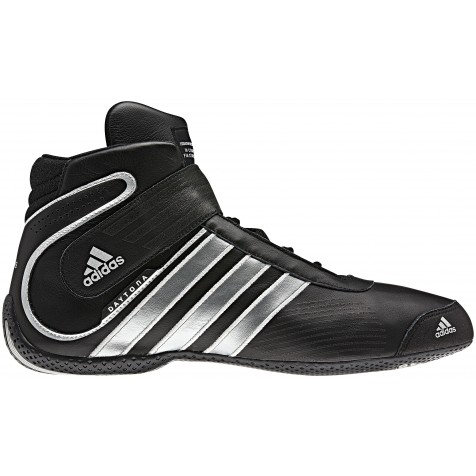 アウトレットセール!adidas アディダス DAYTONA デイトナ レーシングシューズ ブラック×シルバー FIA8856-2000公認 (G62256)