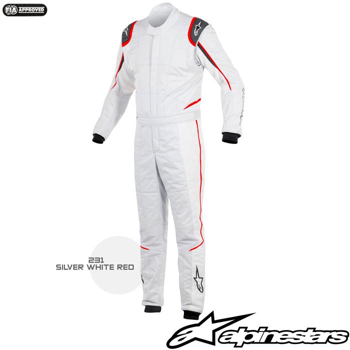 2016-18モデル アルパインスターズ GP TECH LM SUIT (ジーピー・テック) レーシングスーツ FIA8856-2000公認モデル (3354216)