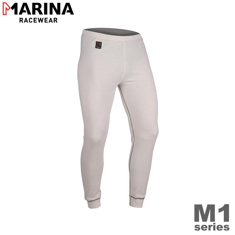 monocolle MARINA M1 インナーウェア BOTTOM パンツ ホワイト FIA8866-2000 (R50-020TM)