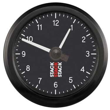 STACK (stack) ST3317 52mm diameter analog type clock (67325)