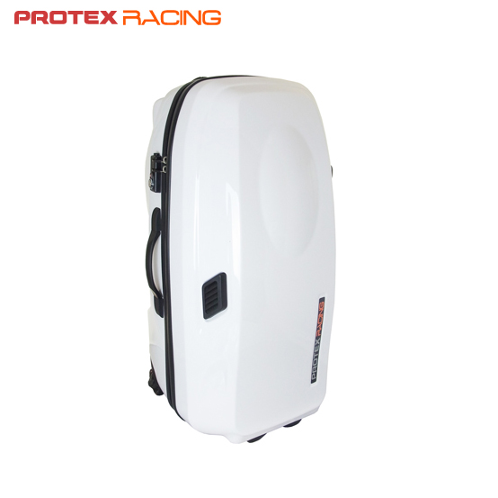 PROTEX プロテックス Racing R2 ホワイト レーシングキャリーバック