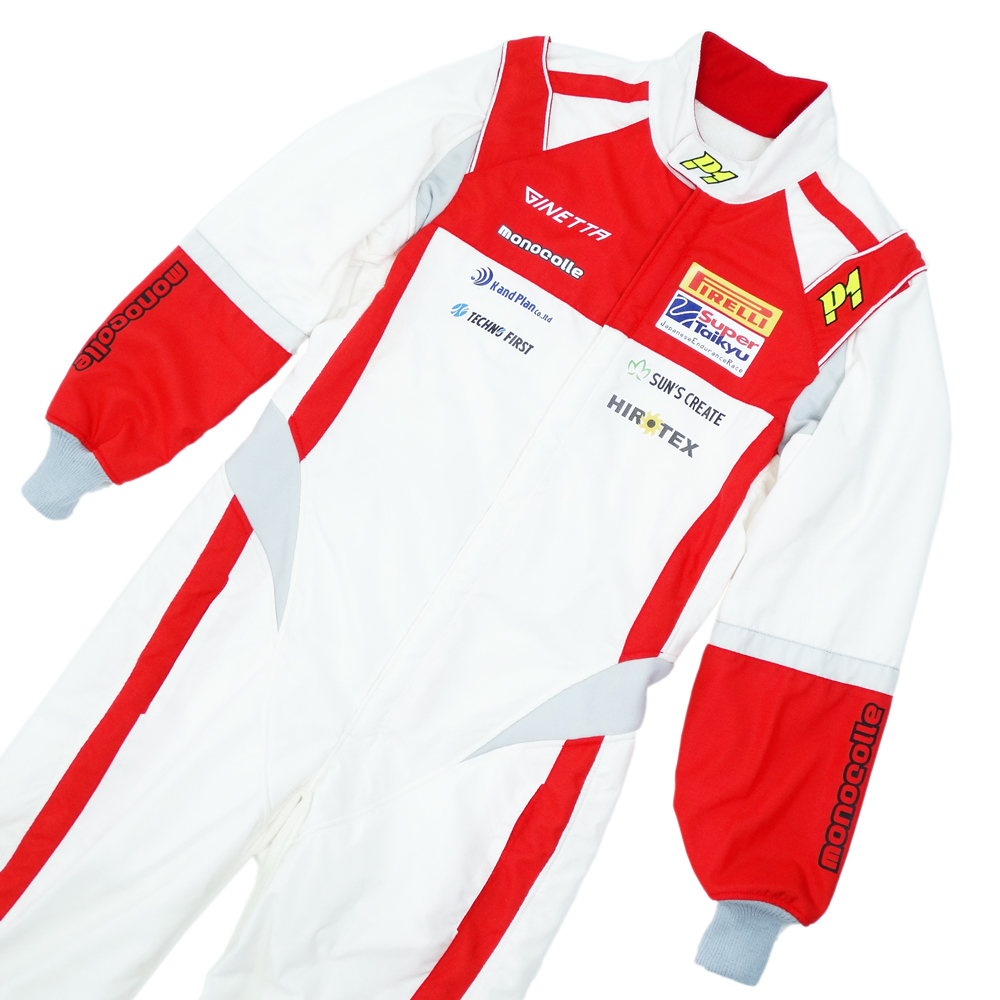 P1 カスタムレーシングスーツ オーダーメイドデザイン ベーススーツ(刺繍 プリント別費用)※受注生産に付き納期2~3ヶ月