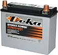 DEKA Sports Power ETX-18L (22Ah) 12V 国産スポーツ・レース車両用 ドライバッテリー