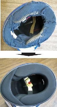 荒井 Arai 頭盔內部更換 SK 5 GP 5S GP-5 支援 (包括運送到製造商)